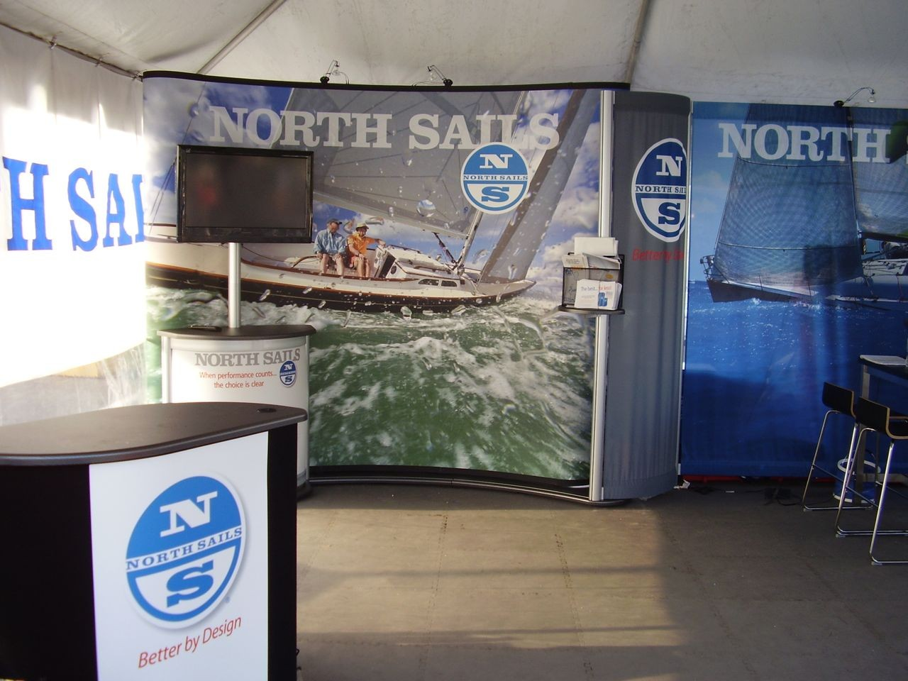 See how Nomadic Display can take your event to the next level!
